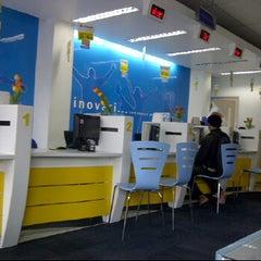 Photo taken at Galeri Indosat by l e o n i e 陈. on 2/23/2012