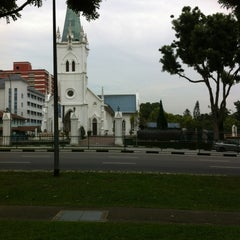 Photo taken at Church of the Nativity of the Blessed Virgin Mary by Jackson T. on 12/12/2011