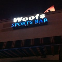 Photo taken at Woofs by jFo on 10/8/2011