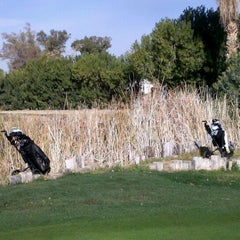 Photo taken at Shalimar Country Club by Amber W. on 1/22/2012
