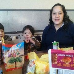 Photo taken at McDonald's by Erika P. on 12/18/2011
