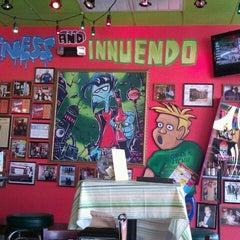 Photo taken at Tijuana Flats by Carol Z. on 4/17/2012