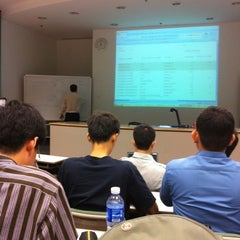 Photo taken at Singapore Institute of Management (SIM) by Toshiro L. on 1/25/2011