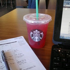 Photo taken at Starbucks by Shannon B. on 6/19/2012