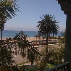 Photo taken at Hyatt Santa Barbara by Lainey K. on 8/23/2011