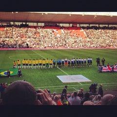 Photo taken at Riverside Stadium by David L. on 7/20/2012