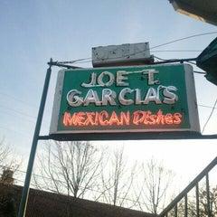 Photo taken at Joe T. Garcia's by Ralph S. on 1/31/2012