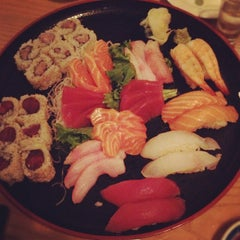 Photo taken at Takahachi by Cillian K. on 9/4/2012