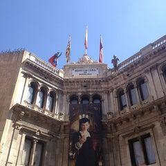 Photo taken at Museu de Cera de Barcelona by usachev on 4/8/2012
