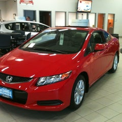 Photo taken at Wilsonville Honda by Beth M. on 8/8/2012