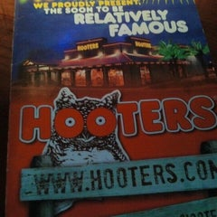 Photo taken at Hooters by Dustin E. on 10/3/2011