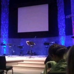 Photo taken at Silverdale Baptist Church by {{*Janiece*}} on 1/8/2012