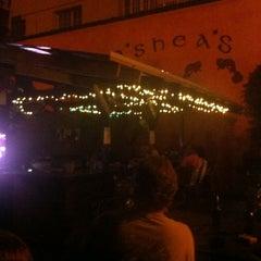 Photo taken at O'Shea's Irish Pub by Maggie P. on 7/15/2011