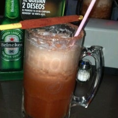 Photo taken at Bebedero (Chelas & Drinks) by Conny S. on 7/29/2012