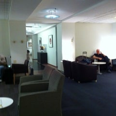 Photo taken at United Club by Robin T. on 8/7/2011