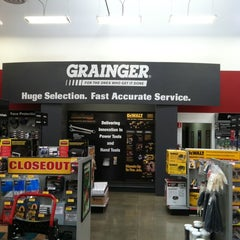 Photo taken at Grainger by Justin G. on 7/15/2011
