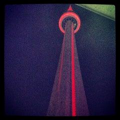 Photo taken at Toronto by Ágota B. on 8/11/2012