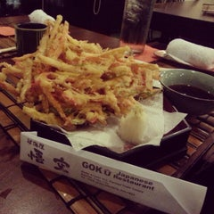 Photo taken at Izakaya Goku by Alexa C. on 8/18/2012