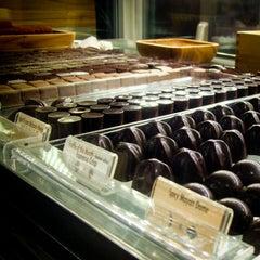 Photo taken at SOMA chocolatemaker by Kirk L. on 8/31/2011