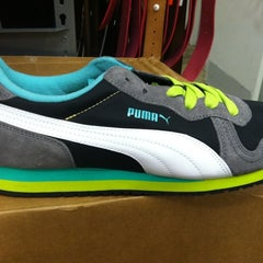 Photo taken at The PUMA Outlet by Colleen F. on 8/24/2011