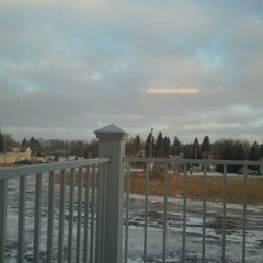 Photo taken at Stanley, ND by Shawn S. on 1/2/2012