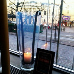 Photo taken at Kolme Seppää by Jens K. on 1/1/2012