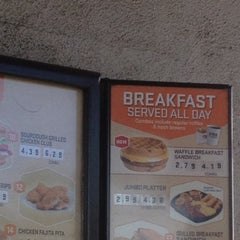 Photo taken at Jack in the Box by The C. on 7/2/2012