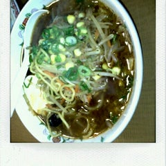 Photo taken at 餃子の王将 君津店 by aco on 9/9/2011