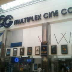 Photo taken at Cine Colombia by Poncho G. on 6/17/2012