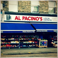Photo taken at Al Pacino's Supermarket by Juan J. on 5/9/2012