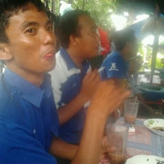 Photo taken at Es Kacang Mamat by Asnal D. on 1/3/2012