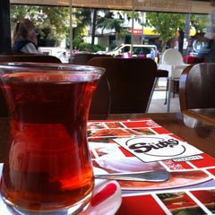 Photo taken at Sütiş by Emin S. on 9/27/2011