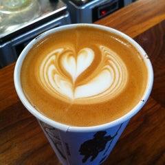 Photo taken at Intelligentsia Coffee by Carla S. on 12/22/2011