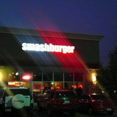 Photo taken at Smashburger by Jacob H. on 10/29/2011