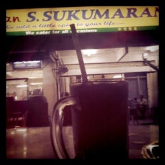 Photo taken at Restoran S. Sukumaran by Neal J. on 6/7/2011