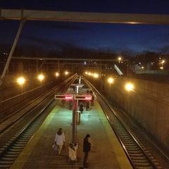 Photo taken at MBTA Ruggles Station by Michael B. on 1/11/2012
