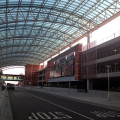 Photo taken at Gerald R. Ford International Airport (GRR) by Shoubert D. on 6/29/2012