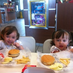 Photo taken at Mcdonalds by Courtney B. on 5/12/2012