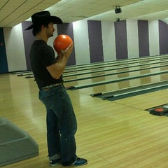 Photo taken at T-Bowl by Angela G. on 1/22/2012