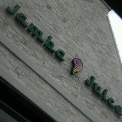 Photo taken at Jamba Juice by Vincent C. on 12/3/2011