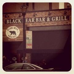 Photo taken at Black Bear Bar & Grill by Jenn F. on 8/16/2011