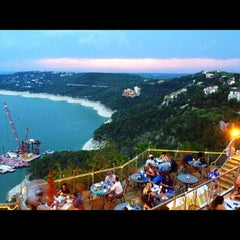 Photo taken at The Oasis on Lake Travis by JC D. on 5/22/2012
