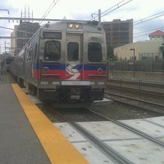 Photo taken at SEPTA North Broad Station by Marcus M. on 8/15/2012