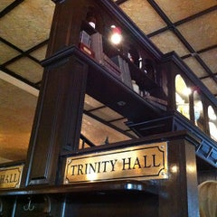 Photo taken at Trinity Hall Irish Pub and Restaurant by Rick K. on 8/16/2012