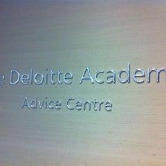 Photo taken at Deloitte by Jan P. on 6/27/2012