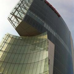 Photo taken at Vodafone Village by Gabriele C. on 3/20/2012