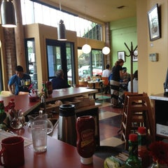 Photo taken at Geraldine's Counter by marisa p. on 7/13/2012