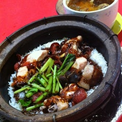 Photo taken at Yuan Yuan Claypot Rice by Lynn K. on 5/21/2012