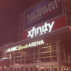 Photo taken at XFINITY Live! Philadelphia by Susanna H. on 4/13/2012