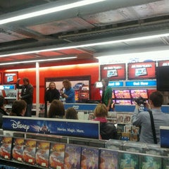 Photo taken at Media Markt by Alex on 3/31/2012